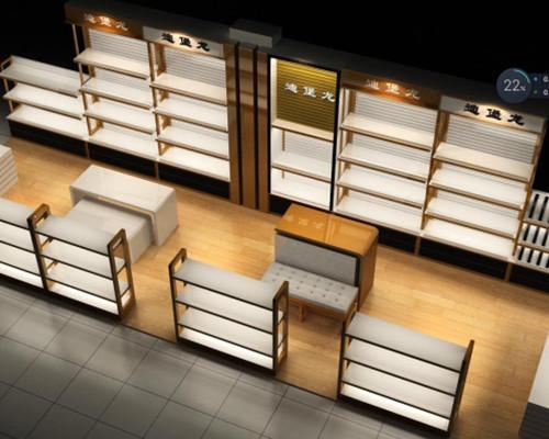 不同柜台展柜在设计.上的风格会是怎样?