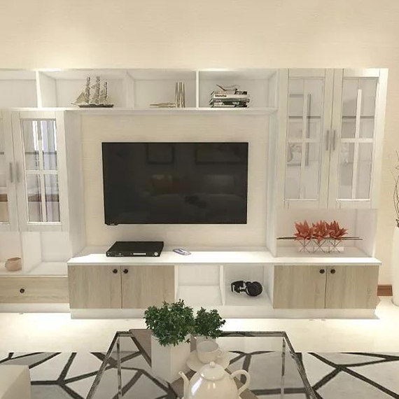 组合电视柜