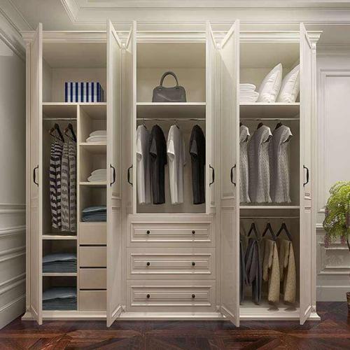 美式风格衣柜