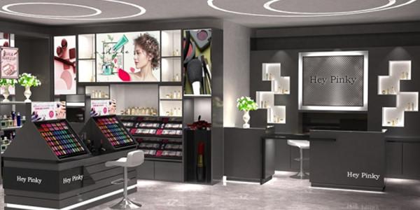 化妆品展柜系列